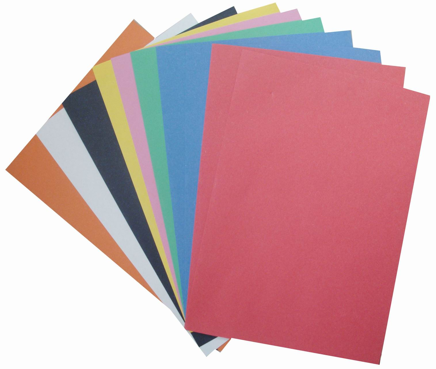 Construction Paper 8 colors
